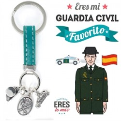 Llavero Guardia Civil