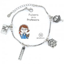 Pulsera Profesora