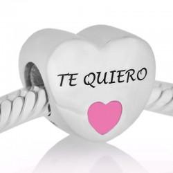 Charm Corazón Te Quiero