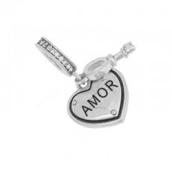 Charm Corazón Amor