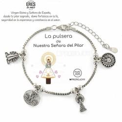 Pulsera Virgen del Pilar