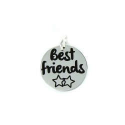 "Colgante ""Best Friends"""