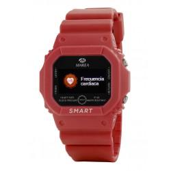 Smartwatch Marea Rojo