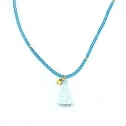 Collar Luxenter Azul
